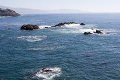 Costa de Ensenada - México imagens de stock royalty free