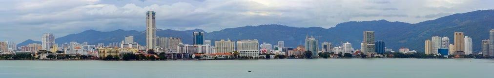 Costa de George Town foto de archivo