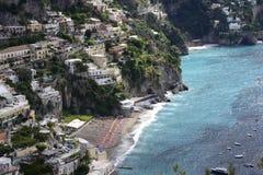 Costa de Grécia Fotografia de Stock Royalty Free