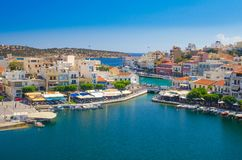 Costa de Grecia imagen de archivo libre de regalías