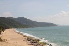 Costa de Hainan imágenes de archivo libres de regalías