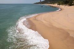 Costa de Hainan imagenes de archivo