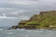 Costa de Irlanda Fotografía de archivo