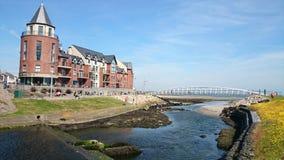 Costa de Irlanda del Norte Fotografía de archivo libre de regalías