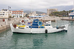 Costa de Itea Foto de archivo libre de regalías