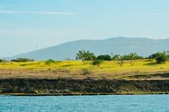 A costa de Jamaica Fotografia de Stock Royalty Free