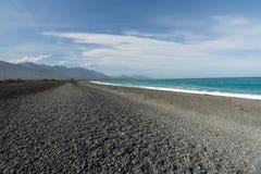 Costa de Kaikoura, ilha sul Nova Zelândia Fotos de Stock Royalty Free