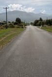 Costa de Kaikoura, ilha sul Nova Zelândia Fotografia de Stock