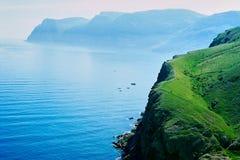 Costa de Krimean, Krimea foto de stock