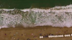Costa costa de la altura almacen de video