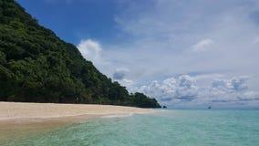 Costa de la isla imagen de archivo libre de regalías