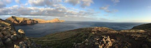 Costa de la isla de Madeira Fotografía de archivo