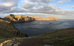 Costa de la isla de Madeira Fotografía de archivo libre de regalías