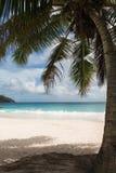 Costa de la isla tropical fotos de archivo