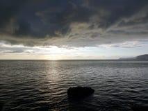 Costa de la península crimea Imagen de archivo