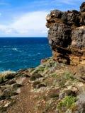 Costa de la roca Fotos de archivo libres de regalías