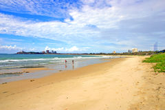 Costa de la sol, Australia Foto de archivo