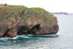 Costa de Llanes,Asturias ( Spain ) Royalty Free Stock Images