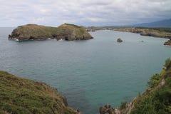 Costa de Llanes,Asturias ( Spain ) Royalty Free Stock Photo