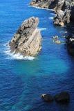 Costa de Llanes, Asturias, Spain Stock Photo