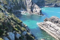 Costa de Llanes, Asturias, Spain Royalty Free Stock Photography