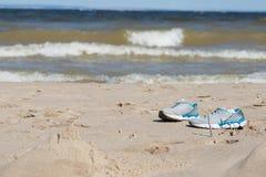 Costa de mar Foto de Stock