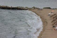 Costa de mar Imagen de archivo
