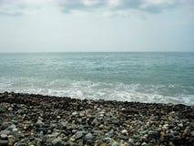 Costa de mar Foto de archivo