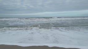 Costa de mar atlántica Fotografía de archivo