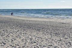 Costa de mar Báltico Fotografia de Stock Royalty Free