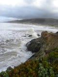 Costa de mar de Califórnia Imagem de Stock Royalty Free