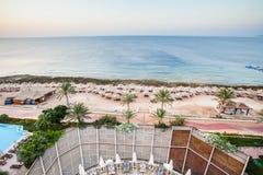 Costa de Mar Vermelho Imagem de Stock