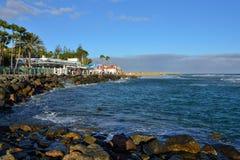 Costa de Maspalomas Foto de Stock Royalty Free