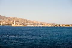 Costa de Messina Imágenes de archivo libres de regalías