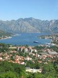 Costa de Montenegro Fotos de Stock