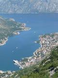 Costa de Montenegro Imagens de Stock Royalty Free