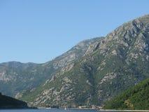 Costa de Montenegro Foto de Stock