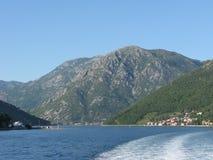 Costa de Montenegro Imagem de Stock
