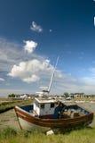 Costa de Normandía foto de archivo