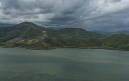 Costa de Nova Caledônia imagem de stock