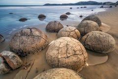Costa de Nova Zelândia Imagem de Stock Royalty Free