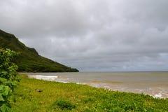 Costa de Oahu imágenes de archivo libres de regalías
