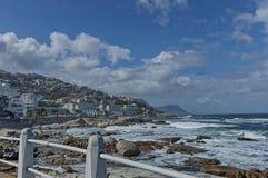 Costa de Oceano Atlântico por Cape Town Imagem de Stock Royalty Free