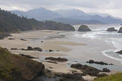 Costa de Oregon Fotos de Stock Royalty Free