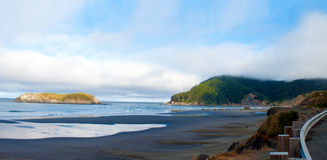 Costa de Oregon Imagens de Stock Royalty Free