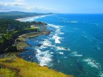 Costa de Oregon Foto de Stock