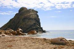 Costa de Oregon imagens de stock