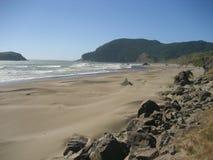 Costa de Oregon Imagen de archivo libre de regalías