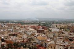 Costa de Orihuela, España imagen de archivo libre de regalías