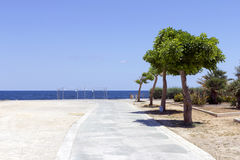 Costa costa de Palermo Imagenes de archivo